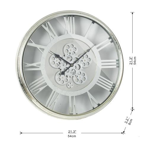 A & B Home - Hereford Transitional Clock
