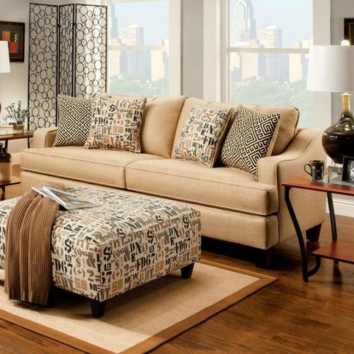 Furniture of America - Gillespie Sofa