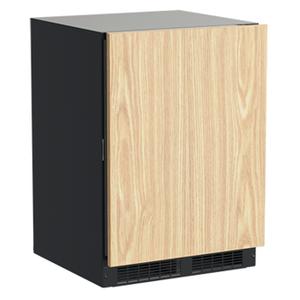 Marvel24-In Built-In Refrigerator With Door Storage with Door Style - Panel Ready, Door Swing - Right