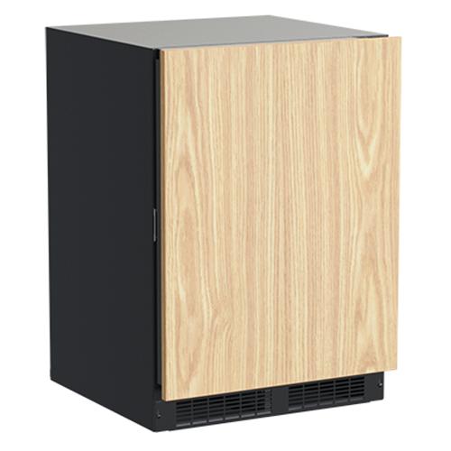 Gallery - 24-In Built-In Refrigerator With Door Storage with Door Style - Panel Ready, Door Swing - Right