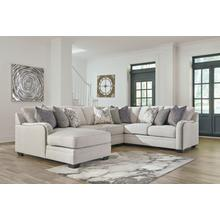 Dellara Armless Loveseat