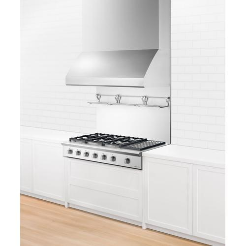 """Fisher & Paykel - Gas Rangetop, 48"""", Grill"""