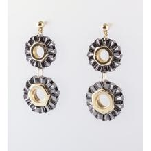 BTQ Washer Earrings