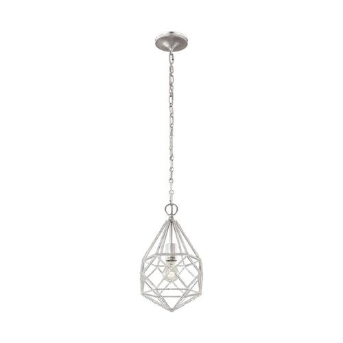 Marquise Small Pendant Silver