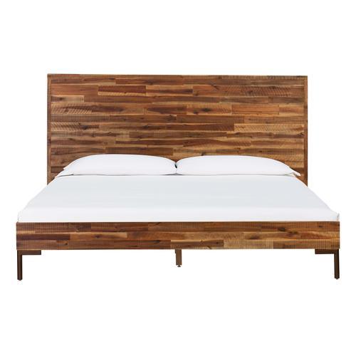 Bushwick Wooden Queen Bed