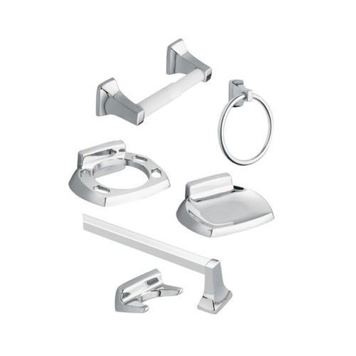 Contemporary chrome csi accessory kits
