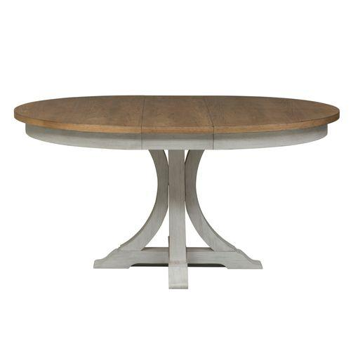 Opt 5 Piece Pedestal Table Set