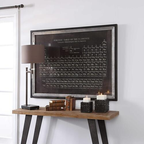 Product Image - Periodic Table Framed Print