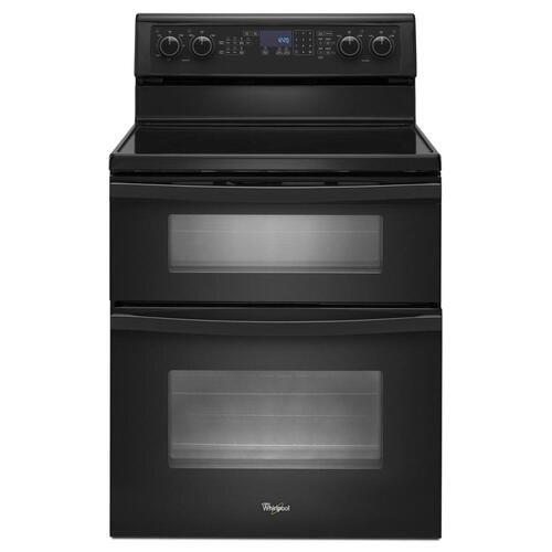 Gallery - 6.7 Total cu. ft. Double Oven Electric Range with AccuBake® system