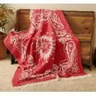 Red Rugged West Bandana Product Image