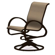 Aruba Sling Swivel Rocker