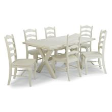 Bay Lodge 7 Piece Dining Set