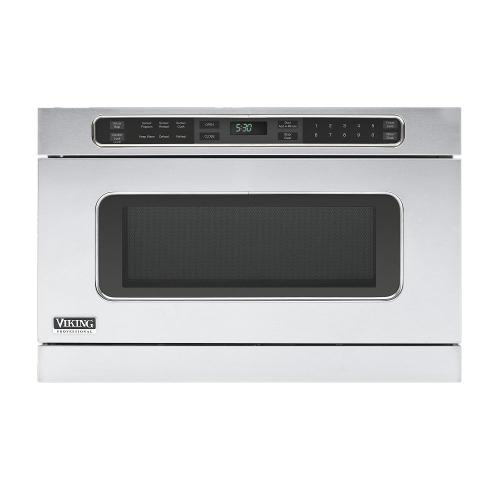 """Viking - Stainless Steel Undercounter DrawerMicro Oven - VMOD (24"""" wide Professional DrawerMicro Oven)"""