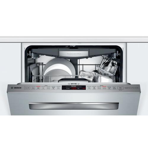Bosch - 800 Series Dishwasher 24'' Stainless Steel SHP878ZP5N