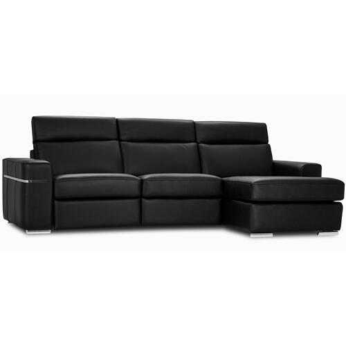 Hambourg Reclining Sectional (169-171-170)