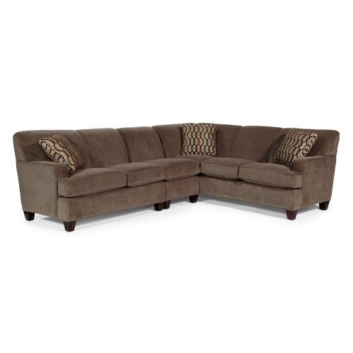 Coach Fabric Sectional