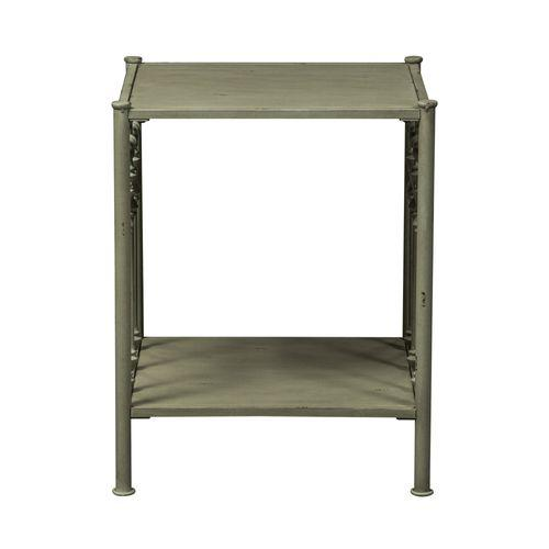 Liberty Furniture Industries - Open Night Stand - Green