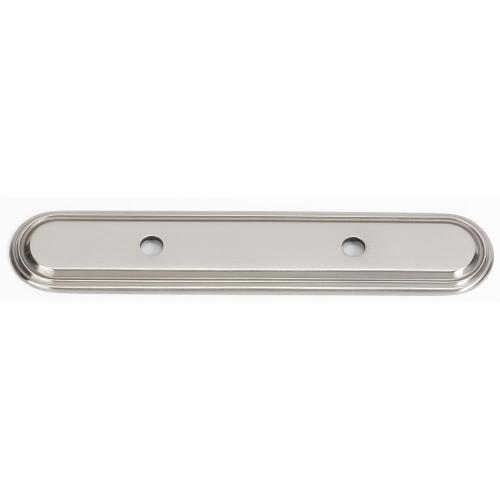 Venetian Backplate A1507-3 - Satin Nickel