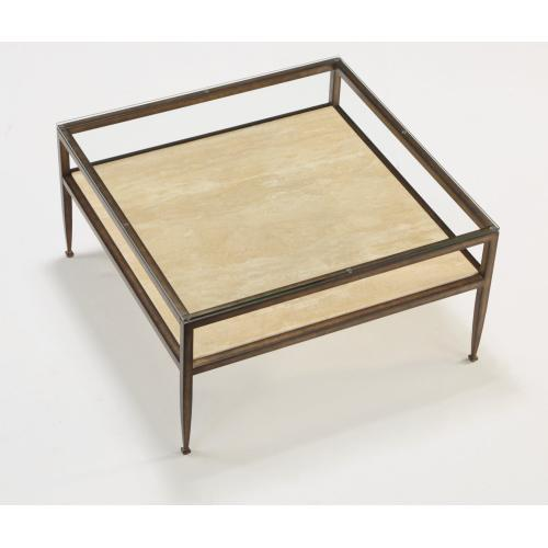 Venice Square Coffee Table