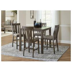 5045 Hawthorne 5-Piece Counter Height Dining Set