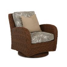 Palmetto Swivel Glider Chair