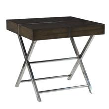 View Product - Ava End Table, Brown