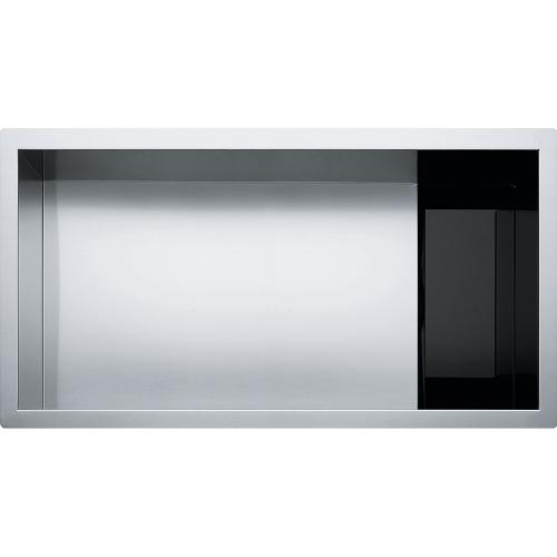 Product Image - Crystal CLV110-31 Stainless Steel