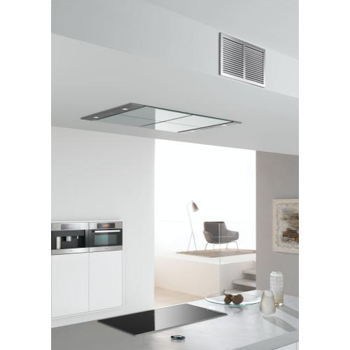 DUU 2900 - Recirculation kit for DA 28xx and DA 290x For converting ceiling extractors from air vented to recirculation mode.
