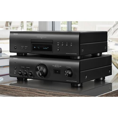 Integrated Amplifier with 140W Power per Channel