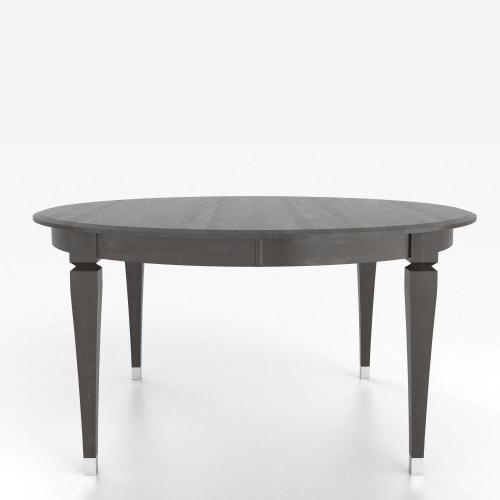 Round table with legs
