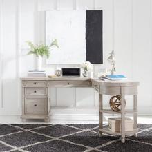 See Details - L Writing Desk Base