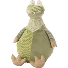 "Plushlines N1606 Green 1'10"" X 2'2"" Plush Animal"