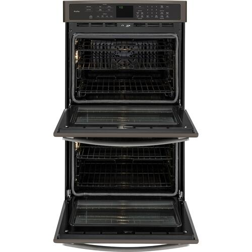 "CLOSEOUT GE Profile™ Series 30"" Built-In Double Wall Oven with Convection"