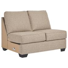 Baceno Armless Loveseat