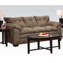 See Details - Simmons Sage Sofa