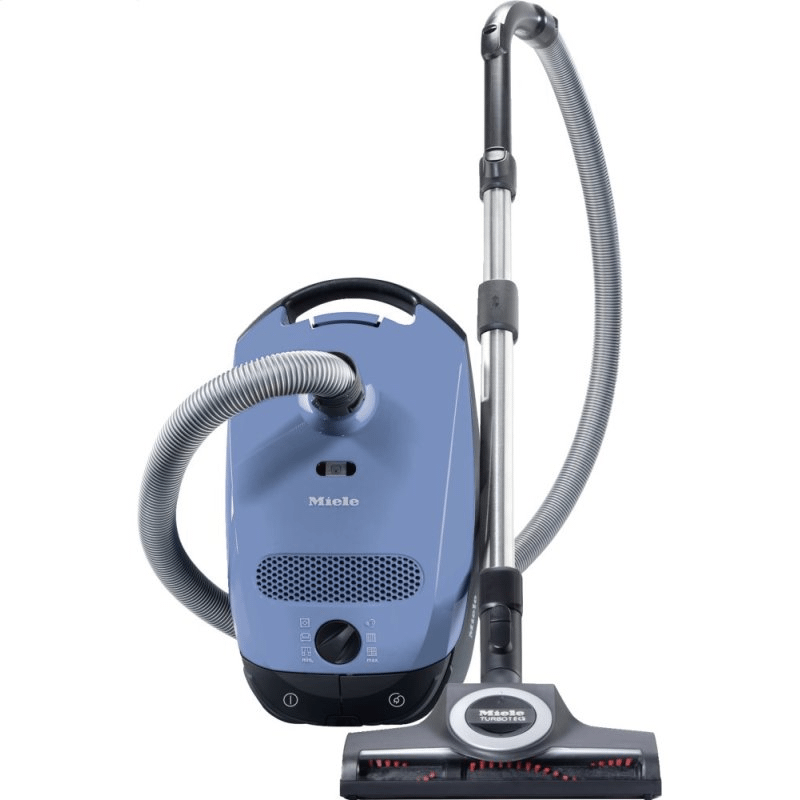Classic C1 Turbo Team PowerLine - SBAN0 - canister vacuum cleaners with turbo brush for hard floor and low, medium-pile carpeting.