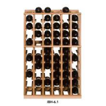 Apex 6' Half Height Modular Wine Rack