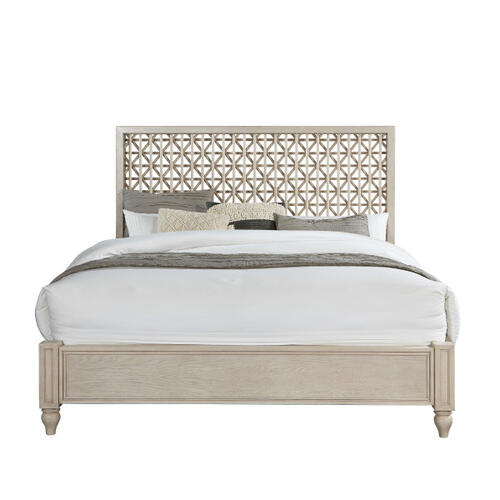 Meyers Park King / California King Panel Bed Headboard