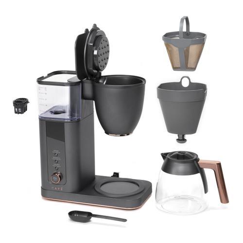 Cafe - Café™ Specialty Drip Coffee Maker with Glass Carafe