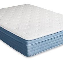 See Details - Queen-Size Hyacinth Euro Pillow Top Mattress