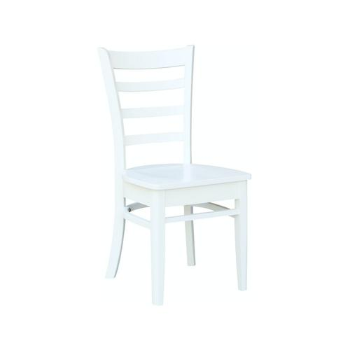 Emily Chair in White