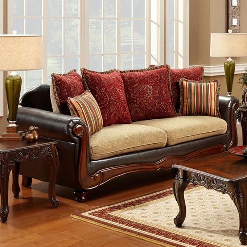 Furniture of America - Banstead Sofa