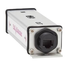 Gigabit Ethernet PoE/PoE+ Extender, Water Resistant - Cat5e/6/6a, IP65, IEEE 802.3at/af, 30W, 1 Port