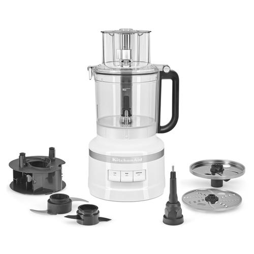 13-Cup Food Processor - White