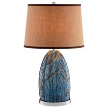 Sherwood Glass Table Lamp