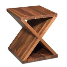View Product - Wildwood Cross Base End Table