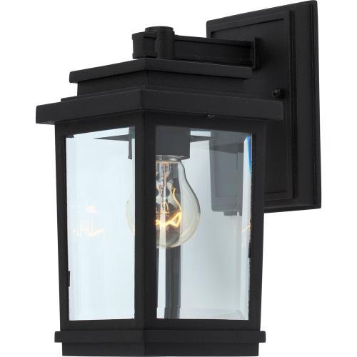 Artcraft - Freemont AC8190BK Outdoor Wall Light