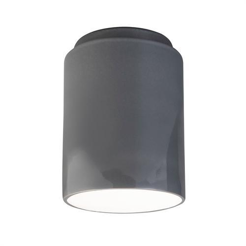 Cylinder Flush-Mount Outdoor