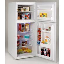See Details - Model FF1212W - 12.2 Cu. Ft. Frost Free Refrigerator / Freezer