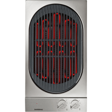 Gaggenau VR230614   200 series Vario 200 series electric grill Stainless steel control panel Width 12 ''